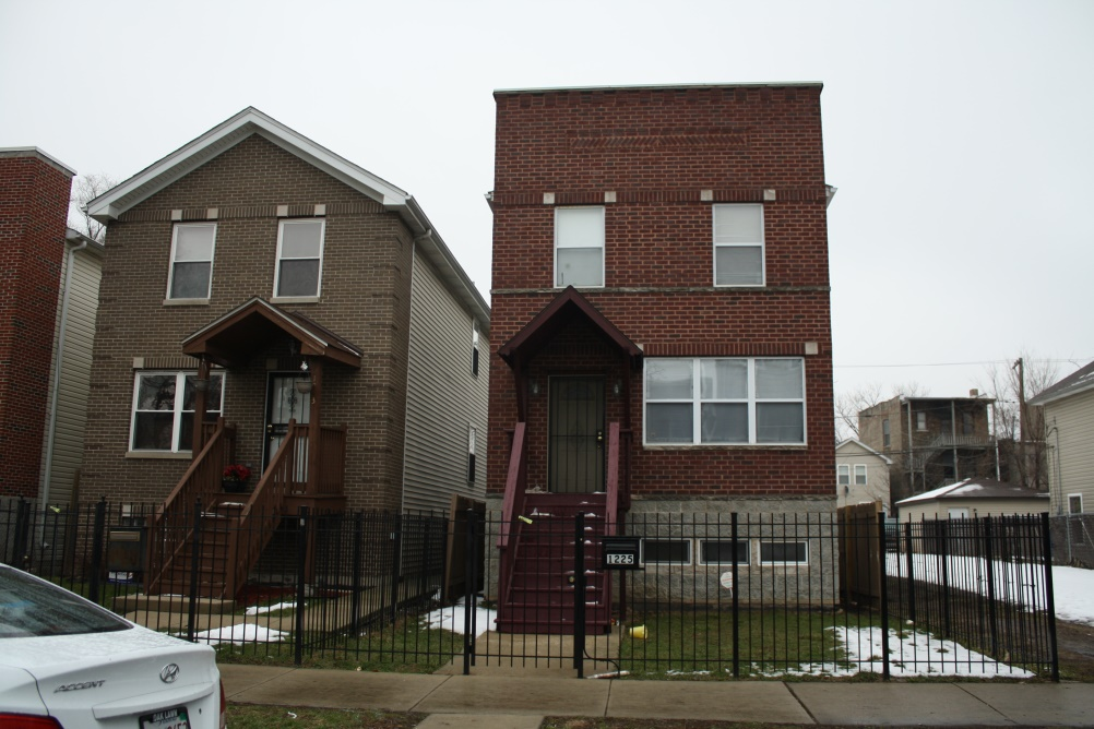 Chicago Community Loan Fund Breaking Ground Building Homes